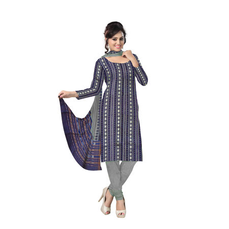OSS6247: Small Pasapalli design Handwoven Unstitched Salwar Kameez Dress Material
