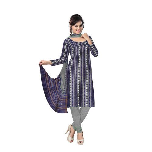 OSS6247: Small Pasapalli design Handwoven Unstitched Salwar Kameez Dress Material