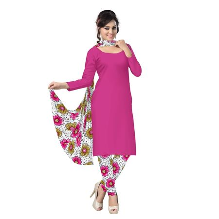 OSSWB123: Indian Plain Cotton Salwar Piece online