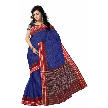 OSS7530: Decorative design handloom sadhi
