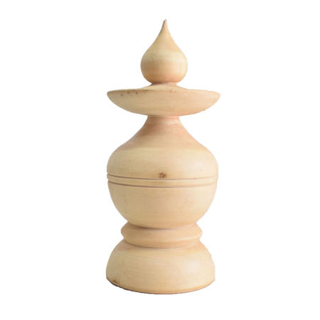 Handmade Wooden Agarbati Stand AJ001805