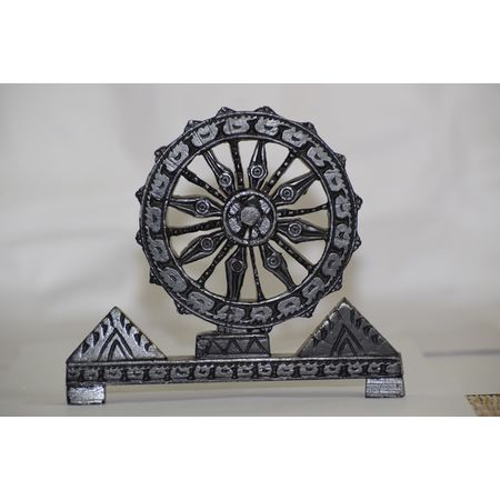OSS400006: Black Stone Konark Wheel