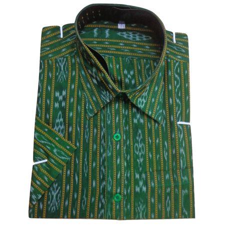 OSS052: Export Quality handloom Shirt