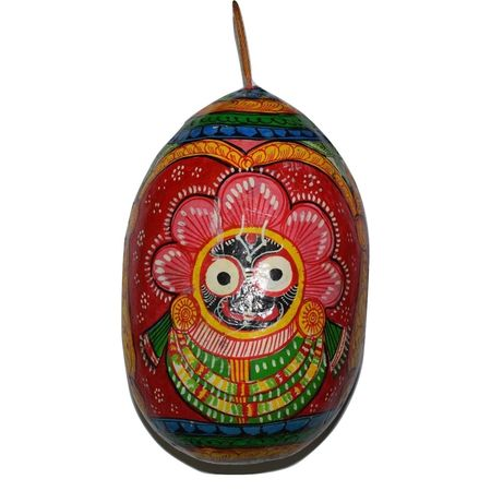 Handmade Coconut Shell Crafts Of Raghurajpur AJ001282
