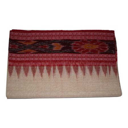 OSS3590: Pure Cotton Hand Woven Blouse Piece