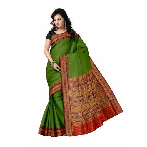 OSS5085: Silk Sari of odisha made in cuttack