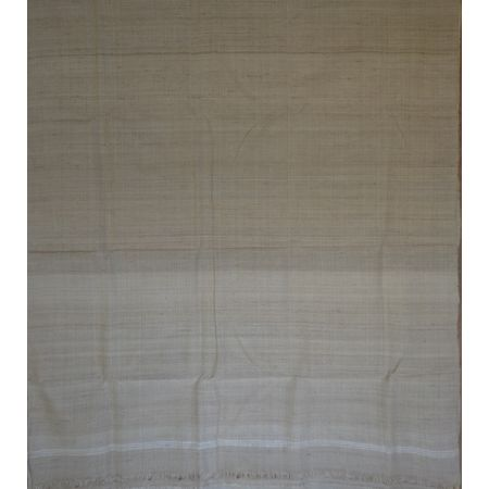OSS261: The Desi Pure Tussar Shawl from Odisha Saree Store
