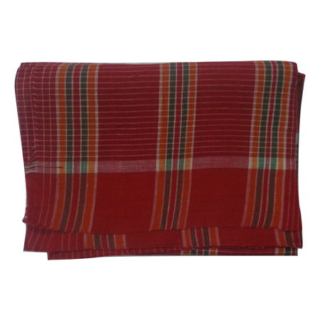 OSSWB159: Handloom West Bengal cotton Gamcha