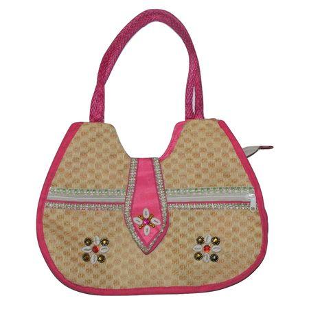 Pipili Handmade Jute Bag AJ001255
