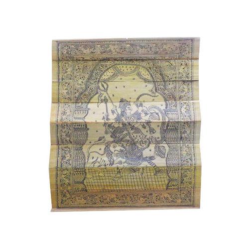 OHP034: Durga Idols Patachitra Painting s.