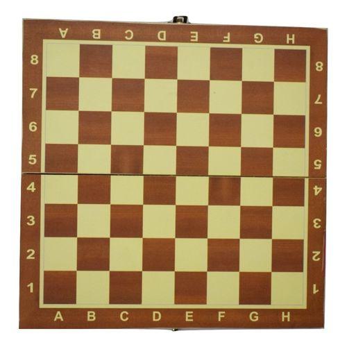 Handmade Folding Wooden Chess Game Board Set Of 8  * 8   AJ001408