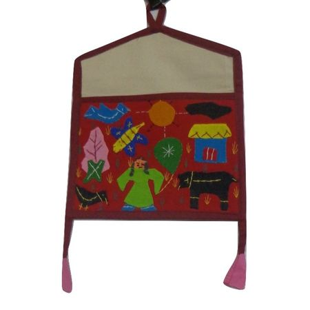 OHA046: Pipli Handicrafts Patch work