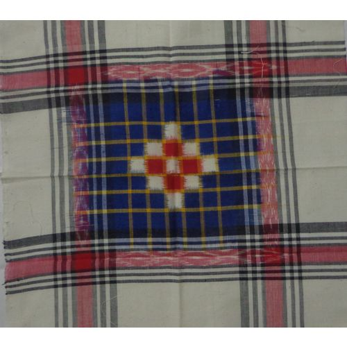 OSS499: Sambalpuri Cotton Handkerchief for your regular use