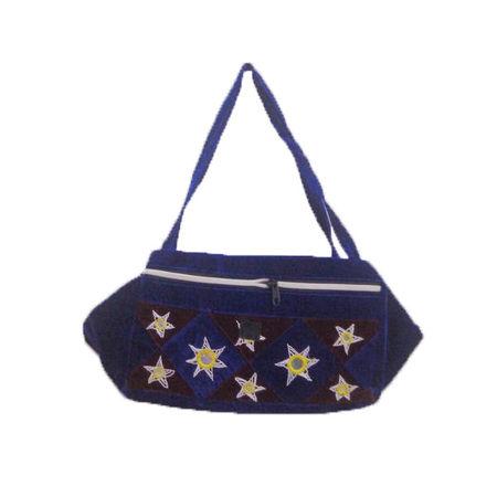 OHA015: Handicrafted Pipili Odisha Handbag for Married Women for traditional Party  Handmade  Indian
