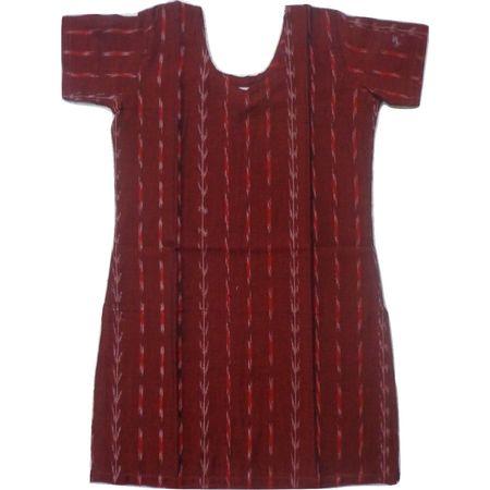 OSS8470: Handloom Cotton Kurti online