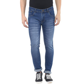 Stylox Slim fit Designer Denim Jeans, 34