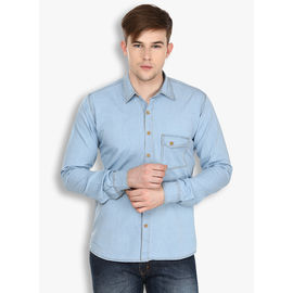 Stylox Men's Casual Shirt Blue(219), 44