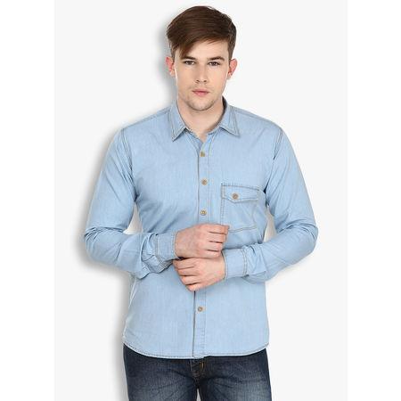 Stylox Men s Casual Shirt Blue(219), 44