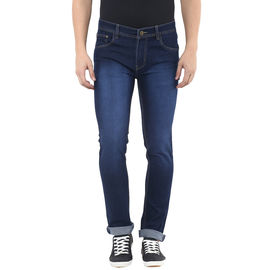 Stylox Blue Slim fit Denim Jeans, 30