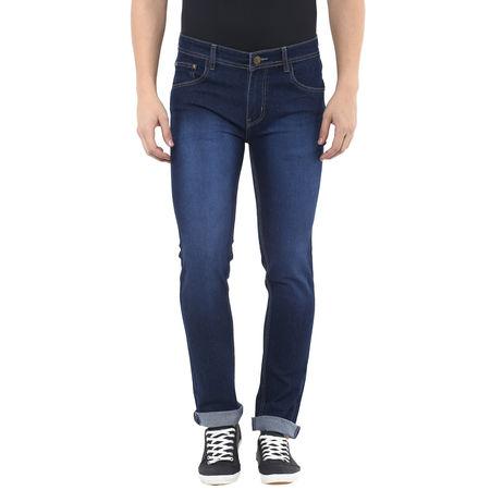 Stylox Blue Slim fit Denim Jeans, 30