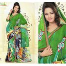 Printed Designer Fancy Saree -s037nainakke