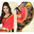 Printed Designer Fancy Saree -s041damyakok
