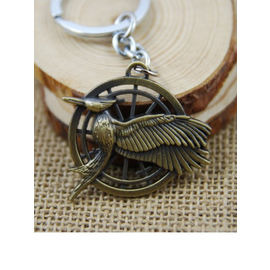 Mocking Jay Hunger Games Keychain