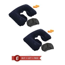Buy 1-3 In1 Travel Pillow Combo & Get 1-3 In1 Travel Combo Free