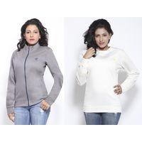 DUSG Women's Sweatshirt Combo Pack 2, m