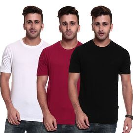 Branded Pack of 3 T-shirt, s