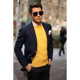Buy Combo of Export Surplus Branded Sweater and Blazer, m