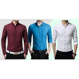 Combo of 3 Export Surplus Branded Formal Shirt, s