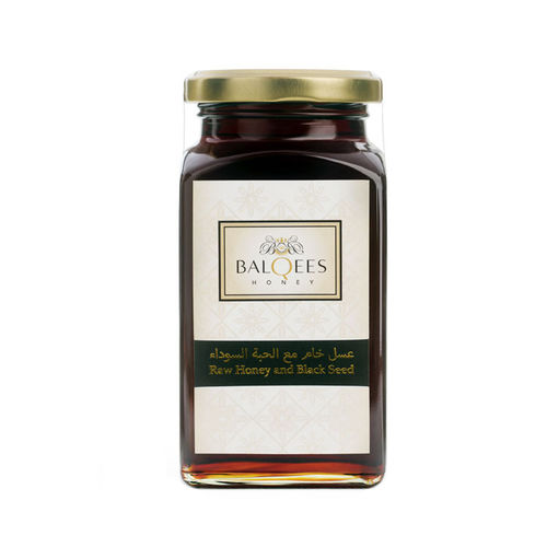 Raw Honey and Black Seed, 290 g