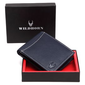 WildHorn Leather Wallet 1254