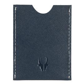 WILDHORN NEW BLUE HIGH QUALITY GENUINE LEATHER CREDIT CARD HOLDER CC111