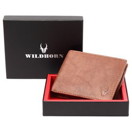 WILDHORN NEW HIGH QUALITY GENUINE MEN' S LEATHER WALLET… 2065