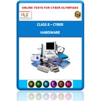 Class 8 - Hardware - Online Cyber Olympiad test