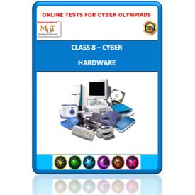 Class 8 - Hardware - Online Cyber Olympiad test