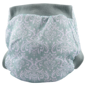 Bdiapers Reusable Diaper Cover with Disposable Insert, Bonnie
