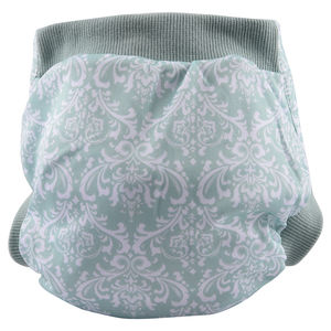 Bdiapers Reusable Diaper Cover with Disposable Insert, Bonnie, medium   6- 8kgs