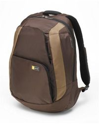Case Logic Tkb-15Brown 15.4-Inch Premium Laptop Backpack (Brown)
