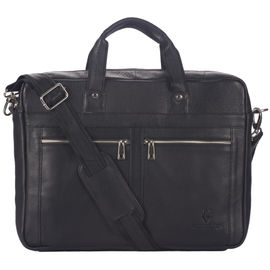 WildHorn Leather Laptop Bag DIMENSION L-16inch W-3inch H-12inch