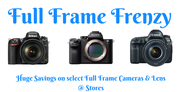 Full Frame Frenzy