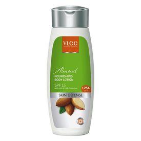 VLCC - Almond Nourishing Body Lotion, 200ml