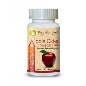 Pure Nutrition - Apple Cider 90 Capsules