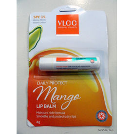 VLCC - Lip Balm, 4gm orange