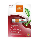 VLCC Daily Protect Lip Balm Cherry, 4gm