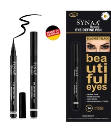 Synaa Eye Define Pen - Blackest Black (1.2ml)