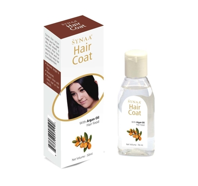 Synaa Hair Coat| Hair Serum with Argan Oil (50ml)