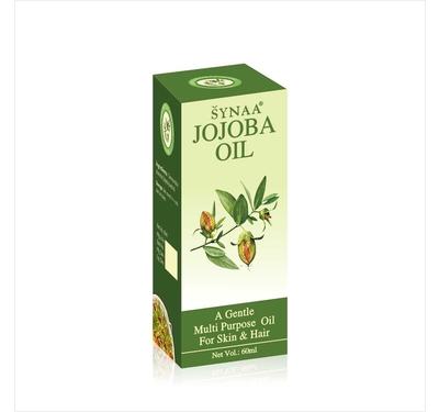 Synaa Jojoba Oil (60ml)